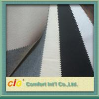 Buy cheap Eco Friendly Colorful Synthetic Sofa Leather Fabric for Glove / Garment from wholesalers