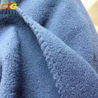 Buy cheap Multi Colored Textile Fleece Fabric with Single Or Double Sides For Garments / Blanket from wholesalers