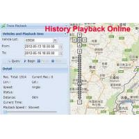 Buy cheap FREE GPS Tracking Software-History Report from wholesalers