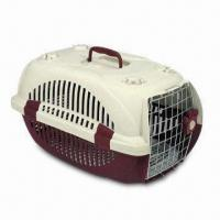 Wholesale Dog Cage Crate, IATA Approved, Made of ABS and Stainless Steel from china suppliers