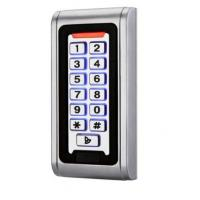 Buy cheap Waterproof Metal Standalone Access Control D008-C2 from wholesalers