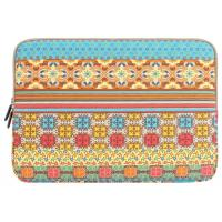 Wholesale PLEMO Bohemian Style Canvas Fabric Laptop Sleeve for Girls , 13 - 13.3 Inch Pattern from china suppliers