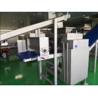 Buy cheap 900 Mm Table Width Industrial Croissant Bread Maker Laminating Line Maximal 144 Layers For Croissant from wholesalers