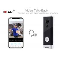Buy cheap Battery Powered Ront Door Camera Doorbell HD 720P With Real Time Voice Intercom from wholesalers