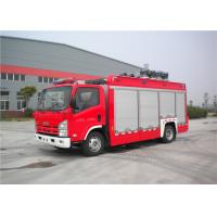 Wholesale Three Seats Light Fire Truck Japan Chassis With One Key Automatic Reset from china suppliers