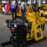 Buy cheap HZ-130Y Hydraulic rotary drilling rig small portable drilling machine for sale from wholesalers