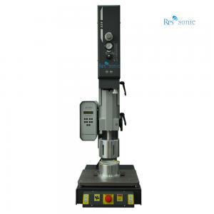 China Polypropylene Plastic Sheet 20kHz Ultrasonic Welding Equipment on sale