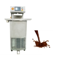 Buy cheap ISO 304SS Commercial Chocolate Tempering Machine from wholesalers