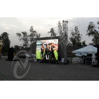 Buy cheap 1R1G1B P16 Rental Outdoor LED Signs , Working Temperature up to -40℃ from wholesalers