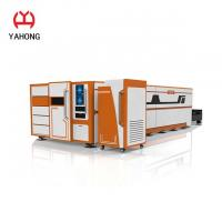 Buy cheap 1000w  Desktop Laser Cutting Machine  , Gas Cutting Table With IPG / RAYCUS from wholesalers