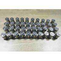 Buy cheap 50-52HRC Hardness Plastic Mould Parts Mold Cavity Pins Components With EDM from wholesalers