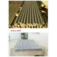 China Quenched Tempered Hydraulic Cylinder Rod , Hard Chrome Plated Steel Bars on sale