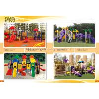 Buy cheap Outdoor fitness playground equipement for kids from wholesalers