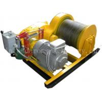China Electric Winch, Wire Rope Winch, Hoist on sale