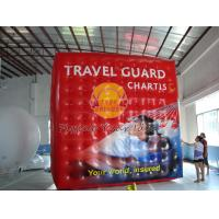 Wholesale Inflatable Cube Balloon with Six Sides Digital Printing , Square Balloons for Parade from china suppliers