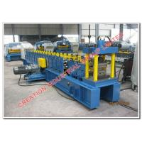 Buy cheap Automatic Galvanised Iron Roller Shutter Profile Door Slat Panel Manufacturing Machine from wholesalers