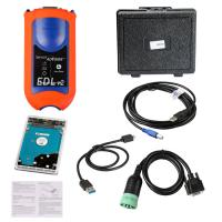 Buy cheap JOHN DEERE DIAGNOSTIC KIT for John Deere Service Advisor Electronic Data Link v2 Truck diagnostic scanner from wholesalers