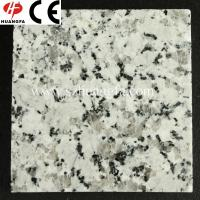 European style natural stone white granite Manufactures