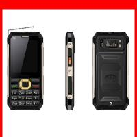 Buy cheap 2.8inch free TV rugged feature phone with 2800mAh long time standby battery Analog cell phone from wholesalers