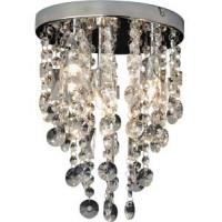 Buy cheap Living room glass ceiling lamp light 400*400 from wholesalers