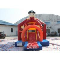 Wholesale Outdoor Pirate Inflatable Bounce Slide Combo For Kids Outdoor Party Fun from china suppliers