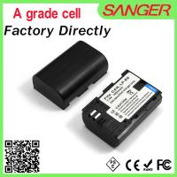 Buy cheap Wholesale battery & camcorder battery & battery charger for Canon LP-E6 with factory price from wholesalers