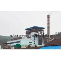 Buy cheap Coal Fired Circulating Fluidized Bed Steam/Hot Water Boiler(50t/h-650t/h) from wholesalers