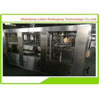Buy cheap 15000BPH 3 In 1 Water Bottle Filling Machine SUS304 With 10 Capping Head from wholesalers