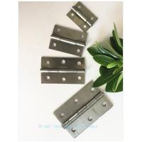 Buy cheap Bright Iron Color Small Metal Door Hinges For Wooden Door And Window Hinge from wholesalers