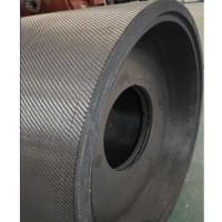 Buy cheap Horizontal Industrial Vacuum Furnace With Cylindrical Structure Heating Elements / Drum from wholesalers