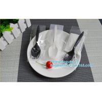 Buy cheap Disposable Biodegradable Corn Starch Fork Knife Spoon / Cutlery for Food,compostable disposable CPLA plastic knife with from wholesalers