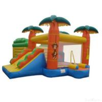Wholesale Tropical Jungle Inflatable Castle from china suppliers