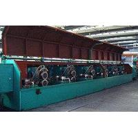 China Copper Rod Continuous Casting and Rolloing Machine on sale