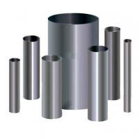 China Hot Rolled / Cold Rolled Titanium Pipe , Grade 2 and Grade 1 on sale