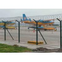 Buy cheap PVC Coated Welded Wire Mesh Fence Panels For Security And Gardening from wholesalers