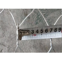 Buy cheap Easily Assembled 2.5mm Hexagonal Wire Mesh for Gabion Basket from wholesalers