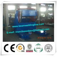 Rotary Tilting Automatic Pipe Weld Positioner / Welding Welding Turntable