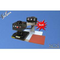 Buy cheap 2013 Hot Product of Shaking Head Pneumatic Double Station Heat Press Transfer Machine from wholesalers