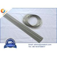 Buy cheap Customized Size Nickel Based Alloys 52 Wire For Electronic Applications from wholesalers