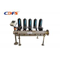 Buy cheap Cooling Tower Disc Filtration System / High Precision Automatic Filtration Systems from wholesalers