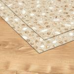 Buy cheap High End Interlocking Vinyl Planks , Solid Vinyl Plank Flooring Stone Pattern Designed from wholesalers