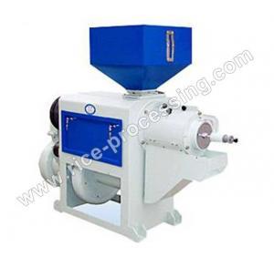 NF Series Air-Spraying Iron Roller Rice Milling Machine