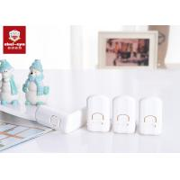 Buy cheap White Right Angel Cabinet Safety Locks Child Proofing Cabinet BY18JHZJS10 from wholesalers