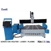 Buy cheap Industrial CNC 3D Router Machine , Computer Controlled Router Table Easy Operate from wholesalers