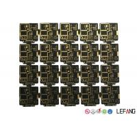 Wholesale Custom 1.0 Mm 4 Layers High Frequency PCB Double Sided with ENIG Surface from china suppliers