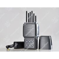 Buy cheap Mini Portable Mobile Jammer WF-K6 For Military & Government Police Use from wholesalers