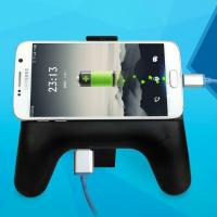 multi-function smartphone support stand fan radiator with 2000 mA power bank Manufactures