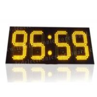 Buy cheap Indoor Countdown Timer Large Display , Digital Wall Clock With Countdown Timer from wholesalers