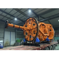 Buy cheap 960rpm AC Motor Cable Stranding Machine Pneumatic Caterpillar Traction from wholesalers