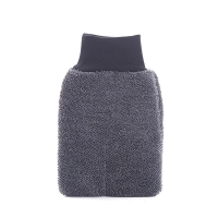Buy cheap Grey Double Sided  Car Microfiber Towel , Car Wash Sponge from wholesalers
